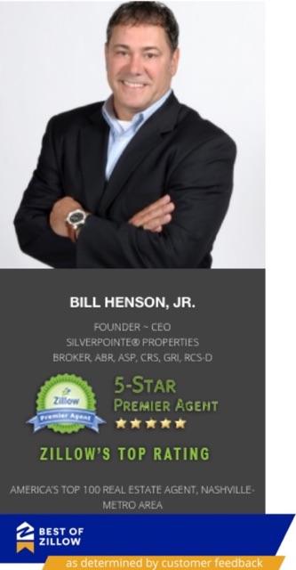 Bill Henson Realtor